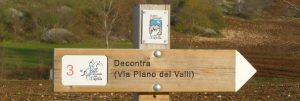 Signpost Decontra